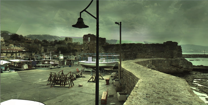Byblos Old Port – An area survey for future generations